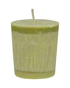 Aloha Bay - Votive Eco Palm Wax Candle - Lemon Verbena- Case Of 12 - 2 Oz