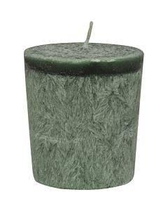 Aloha Bay - Votive Eco Palm Wax Candle - Mountain Mist - Case Of 12 - 2 Oz