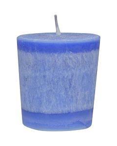 Aloha Bay - Votive Eco Palm Wax Candle - Holy Temple - Case Of 12 - Pack