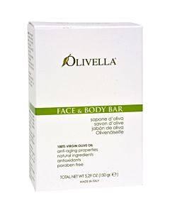 Olivella Face And Body Bar - 5.29 Oz
