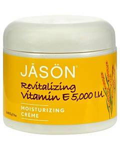 Jason Moisturizing Creme Revitalizing Vitamin E - 5000 Iu - 4 Oz