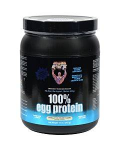 Healthy 'n Fit Nutritionals 100% Egg Protein Vanilla Ice Cream - 12 Oz