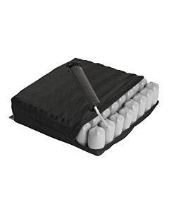 "Balanced Aire Adjustable Cushion, 20"" X 16"" X 2"""