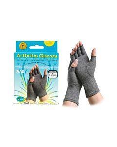 Brownmed   Imak Arthritis Gloves-large/pr Part No.a20172t-36
