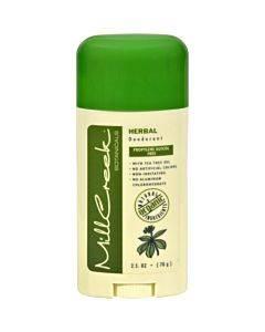 Mill Creek Deodorant Stick Herbal - 2.5 Oz