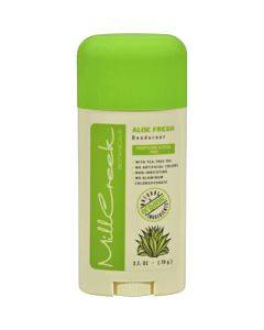 Mill Creek Deodorant Stick Aloe Fresh - 2.5 Oz