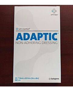 "Adaptic Non-adhering Dressing 3"" X 8"" Part No. 2015 (1/ea)"