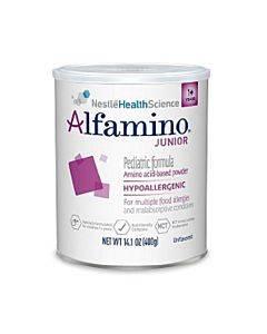 Alfamino Junior Unflavored Powder 14.1 Oz. Part No. 1303478796 (1/ea)