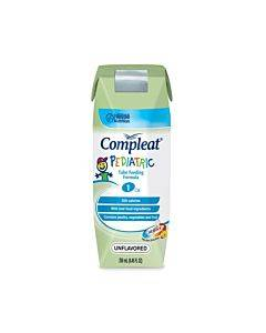Compleat Pediatric Modified Tube Feeding Unflavored Food 8 Oz. Part No. 14240000 (1/ea)