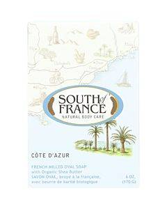 South Of France Bar Soap - Cote Dazur - 6 Oz - 1 Each