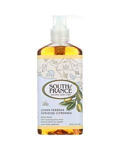 South Of France Hand Wash - Lemon Verbena - 8 Oz - 1 Each