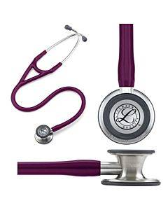 "Littmann Cardiology Iv Stethoscope, 27"", Plum Part No. 6156 (1/ea)"