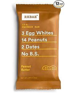 Rxbar - Protein Bar - Peanut Butter - Case Of 12 - 1.83 Oz.