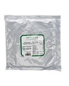Frontier Herb Broth Powder - Vegetable Flavored - Bulk - 1 Lb