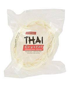 Thai Deodorant Stone Thai Crystal Deodorant Soap In Basket - 1 Bar