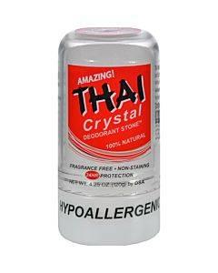 Thai Deodorant Stone Crystal Deodorant Stone - 4.25 Oz