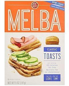 Old London - Classic Melba - Toast - Case Of 12 - 5 Oz.
