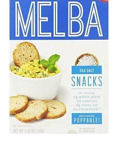 Old London - Melba Snacks - Sea Salt - Case Of 12 - 5.25 Oz.