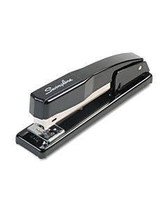 Commercial Full Strip Desk Stapler, 20-sheet Capacity, Black