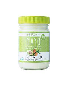 Primal Kitchen Mayo - Avocado Oil - Case Of 6 - 12 Fl Oz.