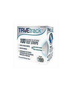 Nipro Truetrack Smart System Test Strip (100 Count) Part No. A3h01-80 (100/box)