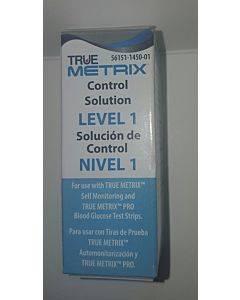 True Metrix Level 1 (low) Control Solution Part No. R5h01-1 (1/ea)
