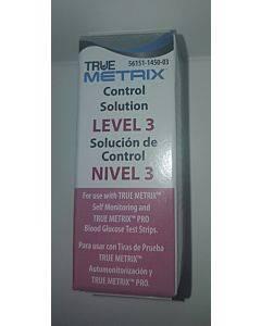 True Metrix Level 3 (high) Control Solution Part No. R5h01-3 (1/ea)