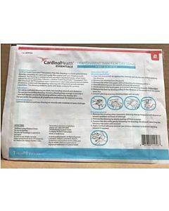 "Cardinal Health Essentials Sterile Latex-free Transparent Thin Film Adhesive Dressing 6"" X 8"" Part No. Tf68 (1/ea)"