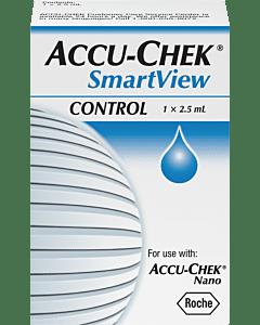 Accu-chek Smartview Level 1 Control Solution Part No. 06334032001 (1/box)