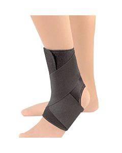Ez-on Wrap Around Ankle Support, Medium, Black Part No. 40-550mdblk (1/ea)