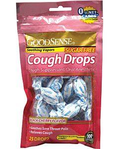 Sugar-free Cough Drops, Black Cherry (25 Count) Part No. Bs00044 (1/ea)