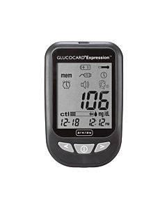 Glucocard Expression Blood Glucose Meter Kit Part No. 571100 (1/ea)