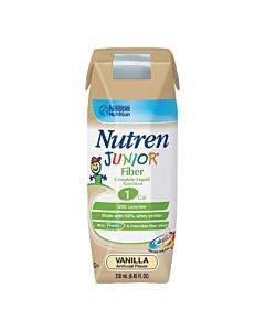 Nutren Junior Fiber Complete With Prebio1 Vanilla Flavor 250 Ml Part No. 9871616063 (1/ea)