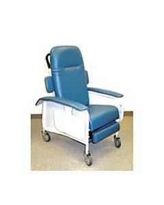 Drive Medical Clinical Care Recliner Rosewood Part No.d577-r