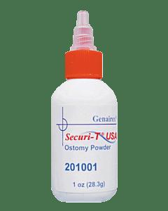 Securi-t Ostomy Powder 1 Oz. (28g) Bottle Part No. 201001 (1/ea)