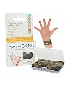 Sea-band Wrist Band, Child, Camouflage Part No. 00560 (1/ea)