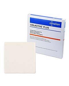 """Colactive Plus Collagen Dressing 2"""" X 2"""" Part No. 10160000 (1/ea)"""