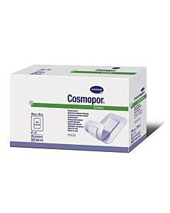 """Cosmopor Adhesive Wound Dressing, Sterile, 4"""" X 8"""" Part No. 900812 (25/box)"""