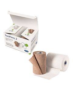 Twopress 2, Compression Bandaging System, Not Made With Natural Rubber Latex Part No. 9316870 (1/ea)