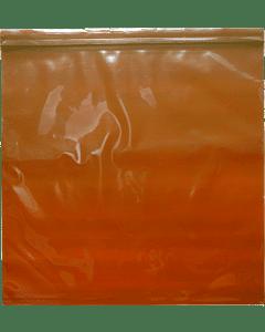 """Amber Seal Top Reclosable Bag, 8"""" X 6"""" Part No. Fam30608 (1000/case)"""