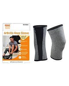 Imak Compression Arthritis Knee Sleeve, Small Part No. A20150 (1/ea)