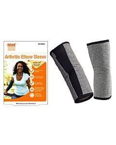 Imak Compression Arthritis Elbow Sleeve, Medium Part No. A20156 (1/ea)