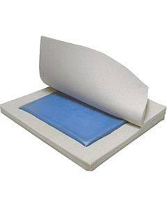 """Skin Protection Gel """"e"""" 3"""" Wheelchair Seat Cushion, 18"""" X 16"""" X 3"""" Part No. 14886 (1/ea)"""