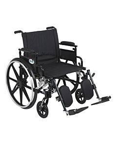 "Viper Plus Gt Wheelchair, 22"" Part No. Pla422fbdaar-elr (1/ea)"