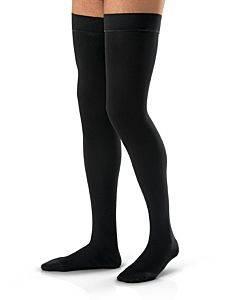 Bsn Med  Beiersdorf  Jobst Jobst Ultrasheer 30-40 Thigh-hi Black Large (pair) Part No.122272