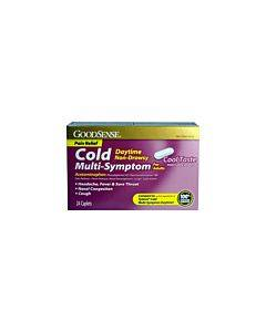 Day And Night Time Multi-symptom Cold Caplet (20 Count) Part No. Aaa00551 (20/box)