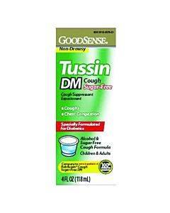 Tussin Dm Cough Syrup, 4 Oz. Part No. Lp13408 (1/ea)