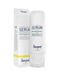 Supergoop City Sunscreen Serum Spf 30 2 Fl. Oz Part No. 5428 (1/ea)