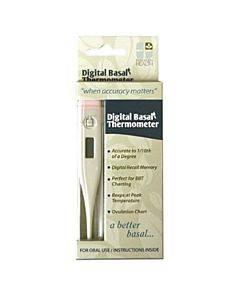 Digital Basal Thermometer Part No. 00073 (1/ea)