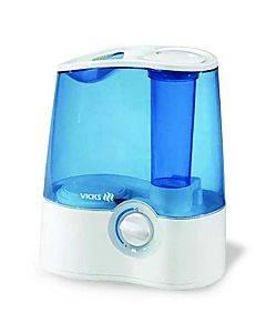 Vicks Healthmist Ultrasonic Humidifier, 1-1/5 Gal Part No. V5100ns (1/ea)
